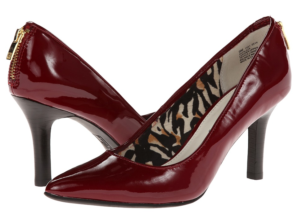 Anne Klein Falicia (Red Patent) High Heels
