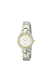 Citizen Watches - EX1364-59A Eco-Drive Silhouette Crystal