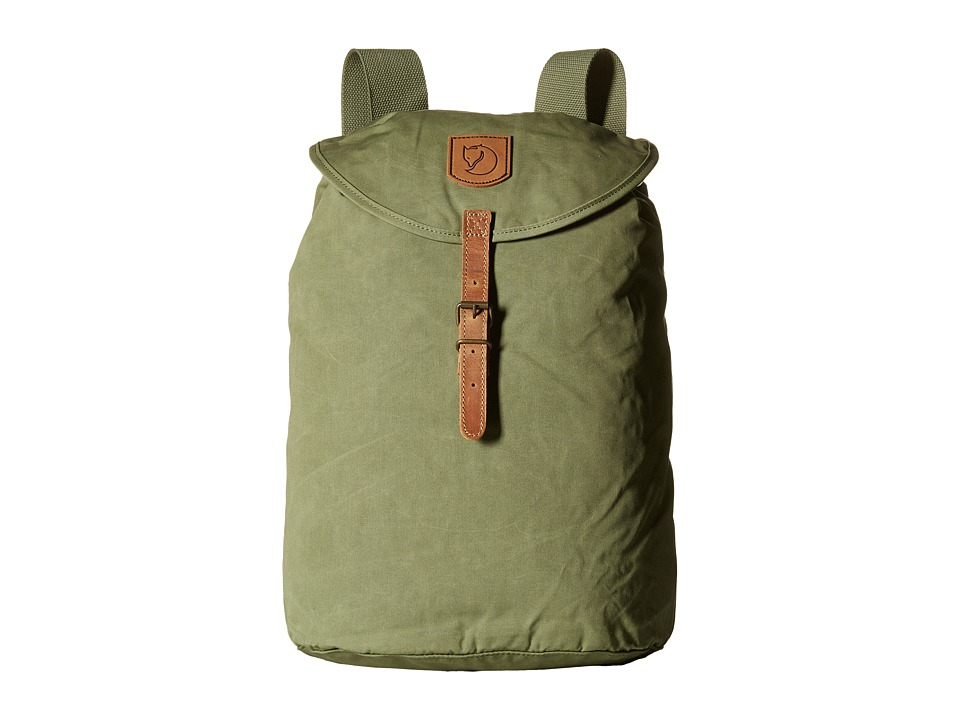 Fj llr ven - Greenland Backpack Small (Green) Backpack Bags