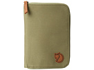 Fj llr ven Passport Wallet (Green)