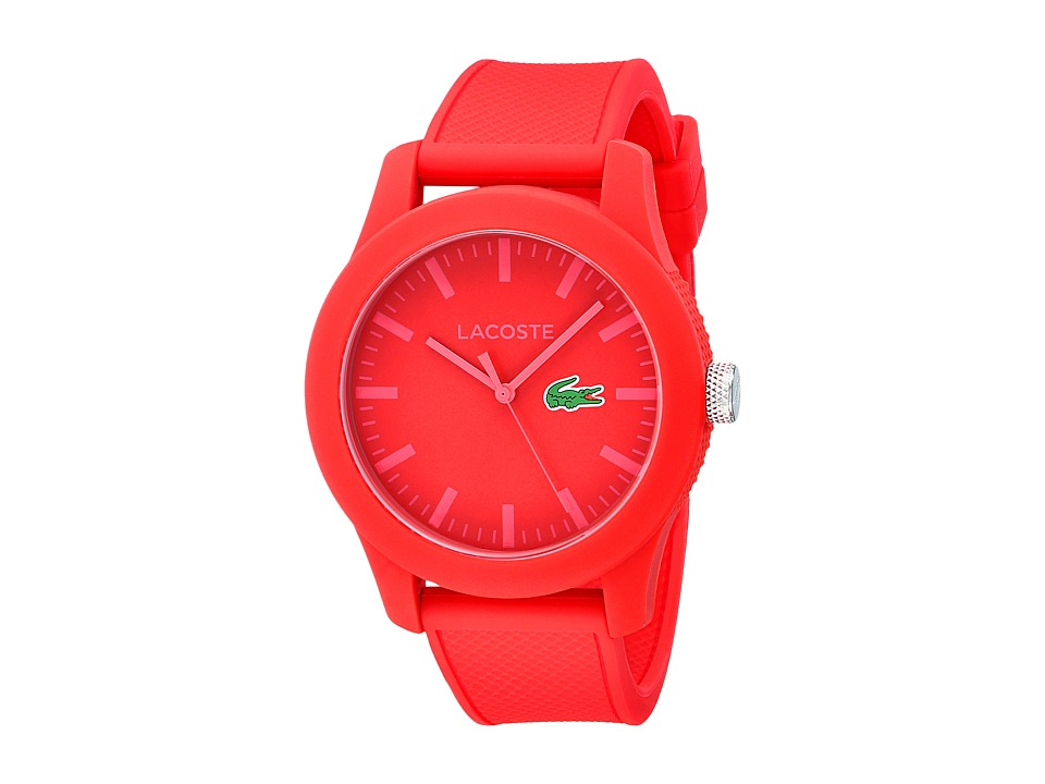 Lacoste 2010764 12.12 Red/Red Watches
