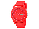Image of Lacoste - 2010764-12.12 (Red/Red) Watches