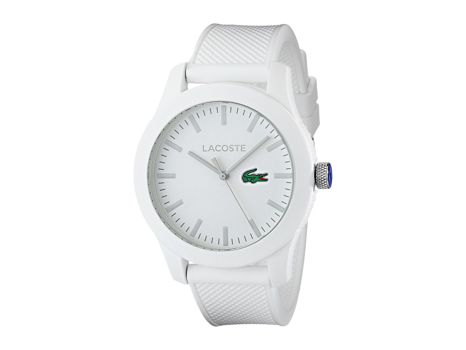 Lacoste 2010762 12.12 White/White Watches