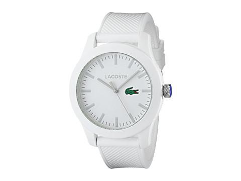 Lacoste 2010762-12.12 - White/White