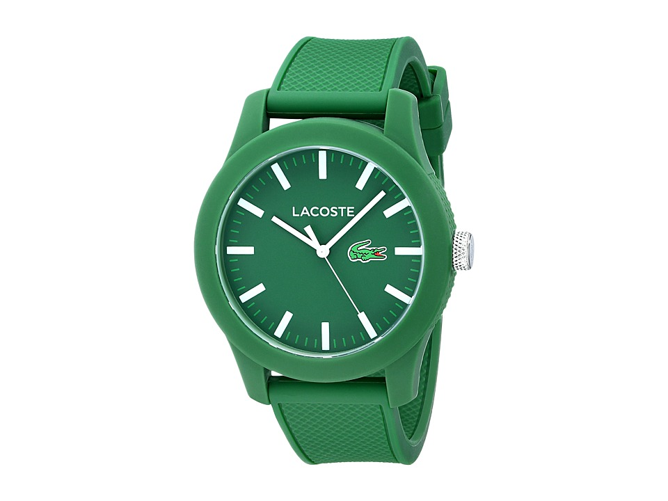Lacoste - 2010763-12.12 (Green/Green) Watches