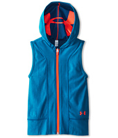 Under Armour Kids - Inside Out Sleeveless Hoodie (Big Kids)