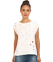 Free People - Shredded Tee