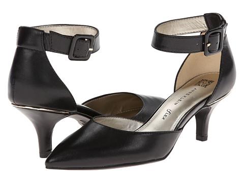 Anne Klein Fabulist - Black Leather