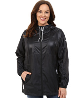 Columbia - Plus Size Flashback™ Windbreaker Long