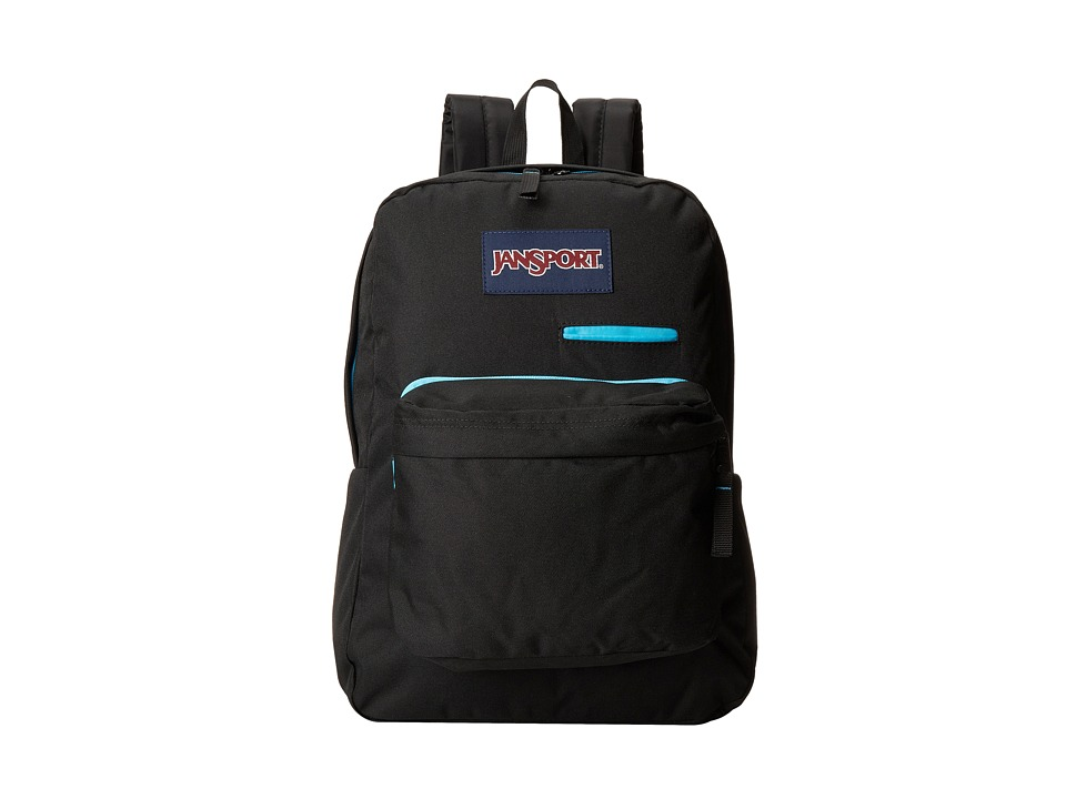 JanSport Digibreak (Black) Backpack Bags