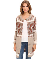 Free People - Frosted Fairisle Cardi