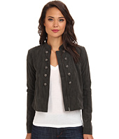 Free People - Vegan Suede Femme Band Jacket