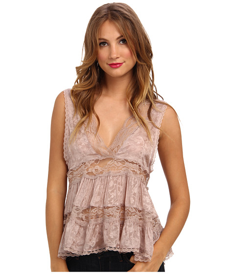 Free People Deep V Trapeze Cami Women Shipped At