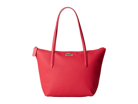 Lacoste L.12.12 Concept Medium Small Shopping Bag at Zappos.com