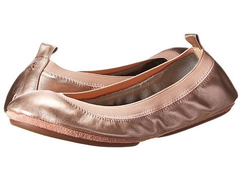 Yosi Samra Samara Metallic Leather