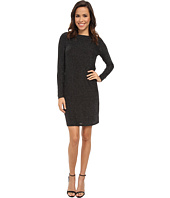 MICHAEL Michael Kors - Long Sleeve Cowl Back Dress