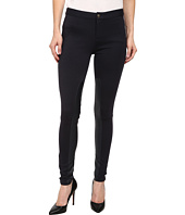 MICHAEL Michael Kors - Petite Leather Panel Seamed Pant