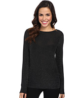 MICHAEL Michael Kors - Long Sleeve Cowl Back Top