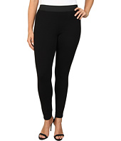 MICHAEL Michael Kors - Plus Size Leather Panel Pant