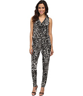 MICHAEL Michael Kors - Freemont Sleeveless Cowl Jumpsuit