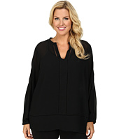 MICHAEL Michael Kors - Plus Size Long Sleeve Tunic
