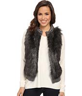 MICHAEL Michael Kors - Chain Neck Fur Front Vest
