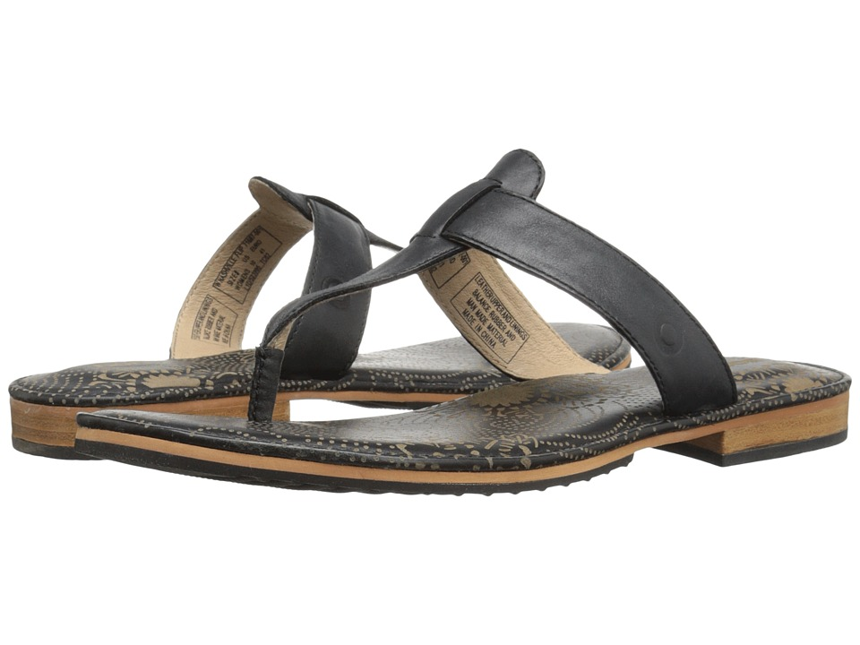 Bogs - Nashville Flip (Black) Women's Sandals