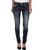 Rock Revival - Kayla S Sequin Trimmed Skinny Jean