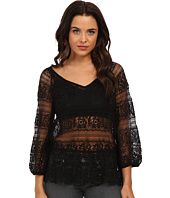 Free People - Saturdays Lace Top