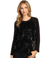 Hale Bob - Concrete Jungle Sequin Top