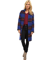 Free People - Plaid Long n Lean Jacket