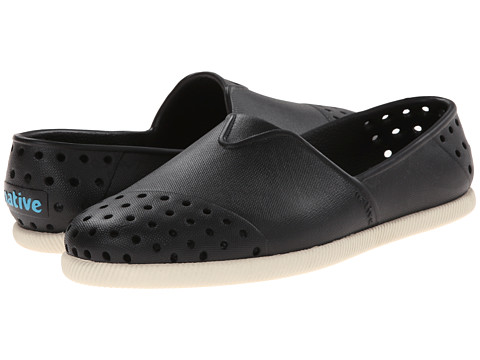 Native Shoes Verona - Jiffy Black/Bone White
