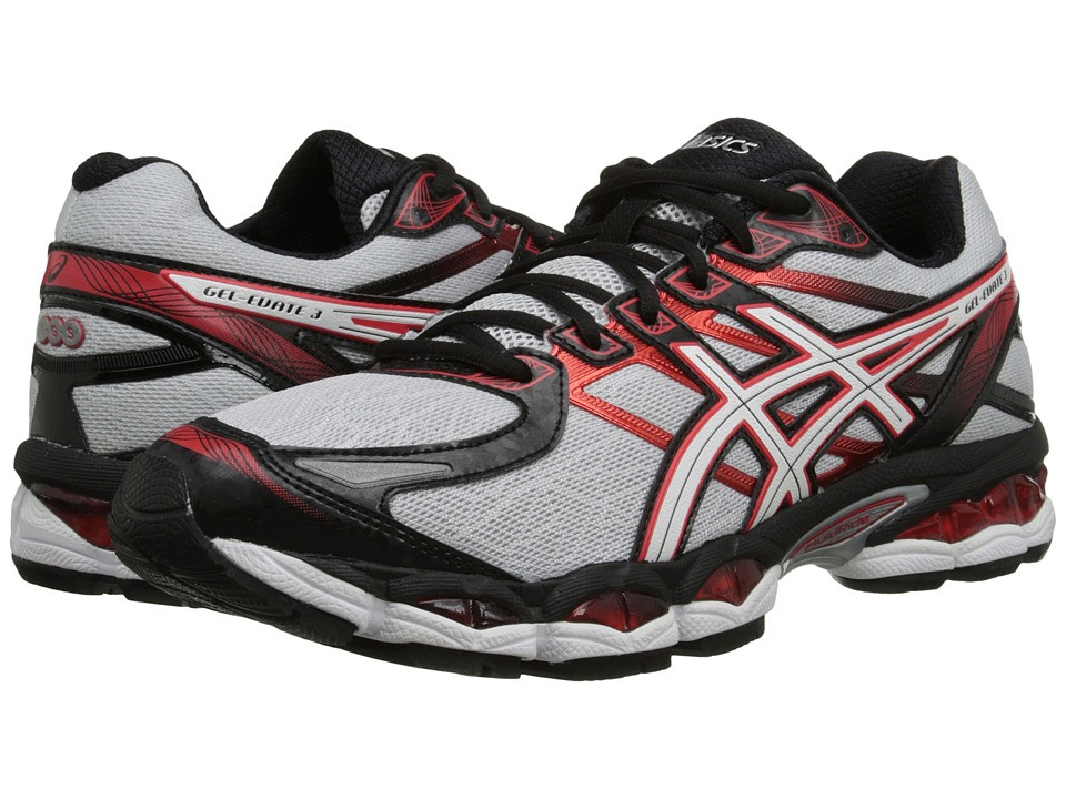 ASICS - Gel-Evate 3 (Lightning/White/Red) Men