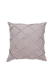 Harbor House - Linen Square Pillow - Grey