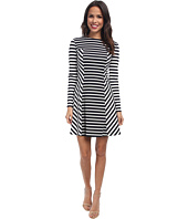 MICHAEL Michael Kors - Lobamba Stripe Mix Dress