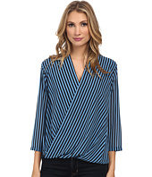 MICHAEL Michael Kors - Boden Stripes Blouse