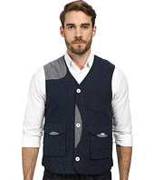 Descendant Of Thieves - Printed Script Utility Vest