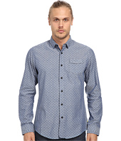 Descendant Of Thieves - Printed Oxford Shirt
