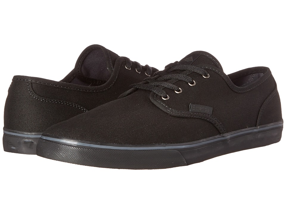 Emerica - Wino Cruiser (Black/Black) Men