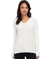 Calvin Klein Jeans - Textured Lurex V-Neck