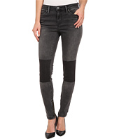 Calvin Klein Jeans - Shadow Knee Legging in Black Coal