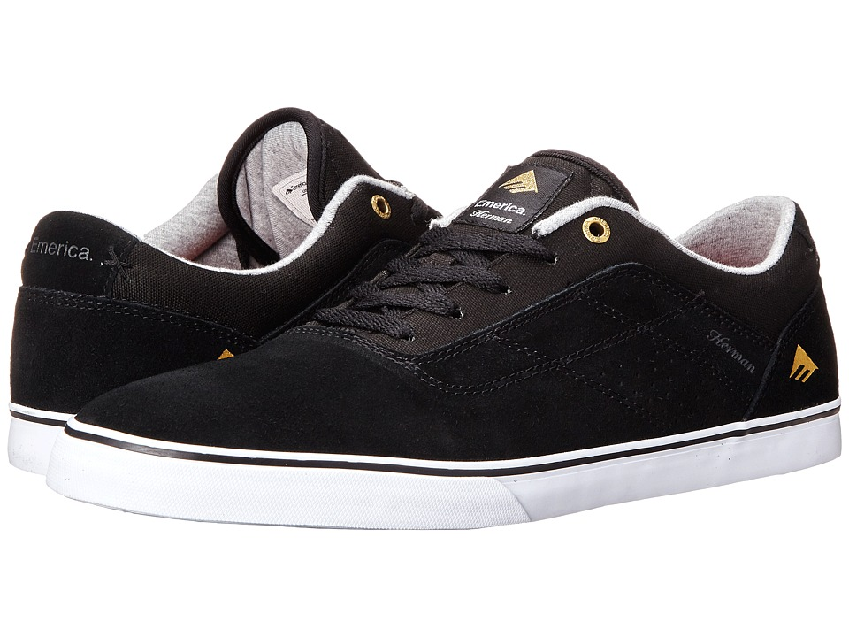 Emerica The Herman G6 Vulc (Black/White) Men