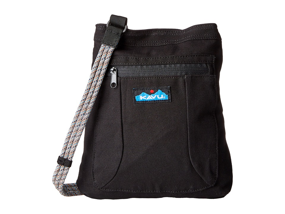 KAVU - Keepalong (Black) Bags
