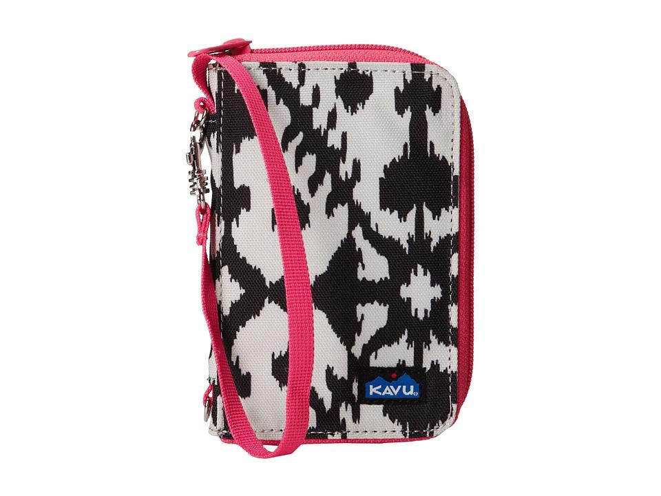 KAVU - Fast Kash (Ink Blot) Bags