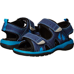 Image of Umi Kids - Gallus (Toddler/Little Kid) (Navy Multi) Boy's Shoes
