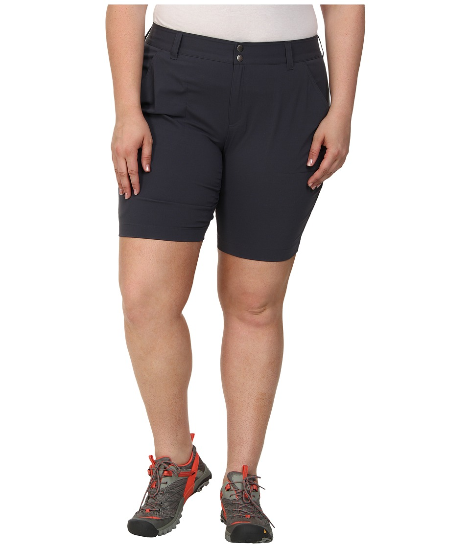 Columbia Plus Size Saturday Trailtm Long Short (India Ink) Women