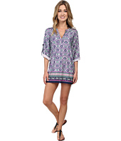Nanette Lepore - Mallorca Mosaic Tunic Cover-Up