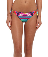 Nanette Lepore - Flora Fiesta Vamp String Tie Side Bottom