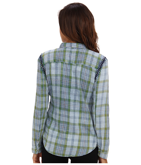 404 error page for Blue and green tartan shirt