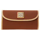 Dooney & Bourke Carley Continental Clutch